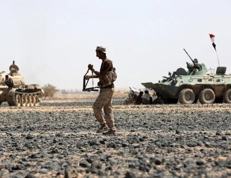 مواجهات عنيفة في جبهات تعز تكبد الميليشيات خسائر كبيرة
