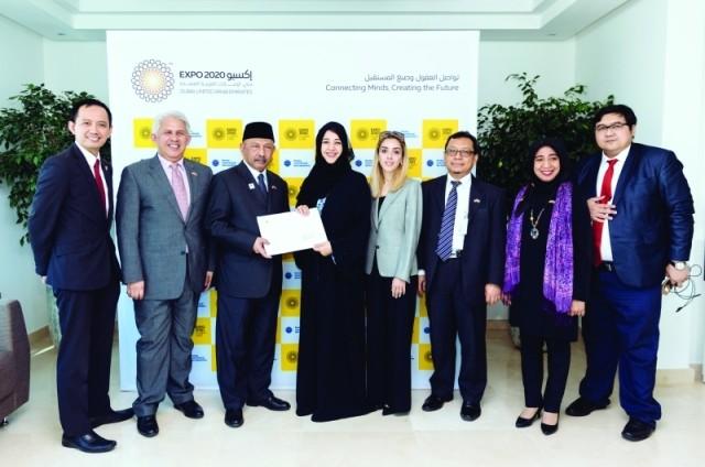 إندونيسيا تؤكد المشاركة في «إكسبو 2020 دبي»