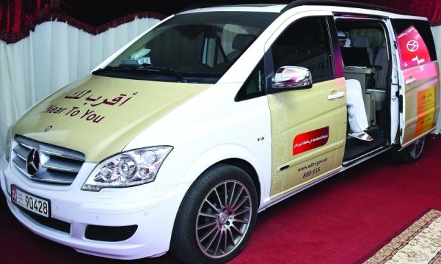 «أقرب لك» لتوصيل خدمات بلدية أبوظبي إلى المنازل