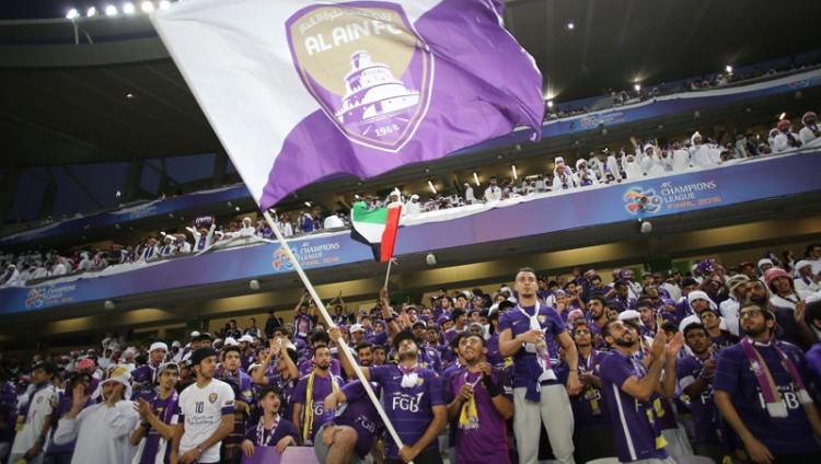 94 ألفاً تابعوا مباريات العين الآسيوية من داخل الملعب