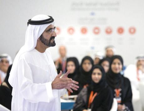 محمد بن راشد: الابتكار ثقافة عمل وأسلوب حياة