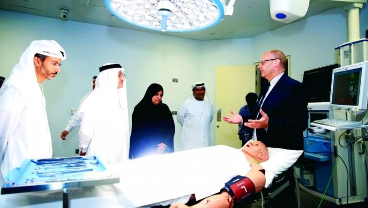 «صحة دبي» تؤهل كوادر طبية مواطنـة بإجراءات تحفيزية ورواتب مجزية