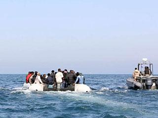 وفاة 6 وإنقاذ 1164 مهاجرا في البحر المتوسط