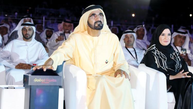 محمد بن راشد: القطاعان العام والخاص يشكلان محوراً اقتصــادياً قــويــاً متمـــاسكاً ولا يمكن فصلهما