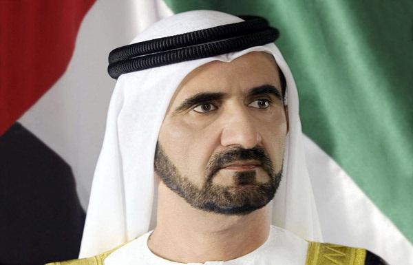 """محمد بن راشد: رئيس الدولة يعلن عام 2017 """"عام الخير"""" في دولة الإمارات"""