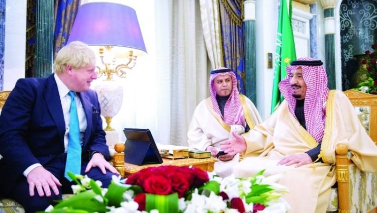 بريطانيا: لن نسمح بتهديد أمن السعودية وندعم التحالف العربي في اليمن