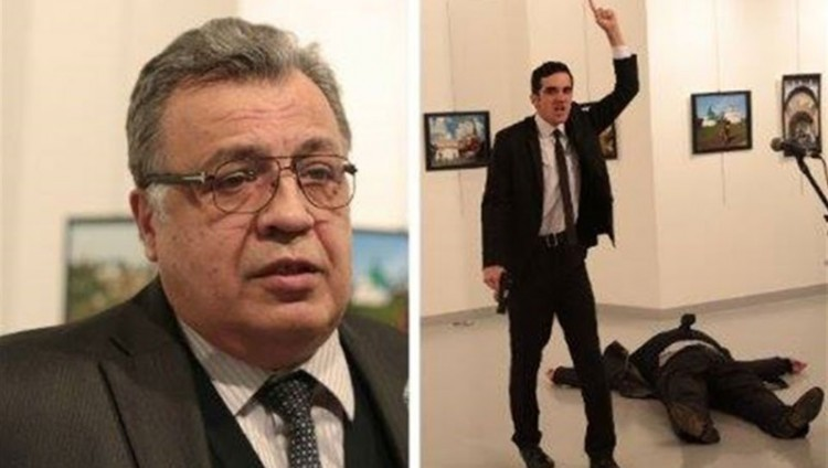 رسميا .. تركيا تتهم جماعة غولن بقتل السفير الروسي