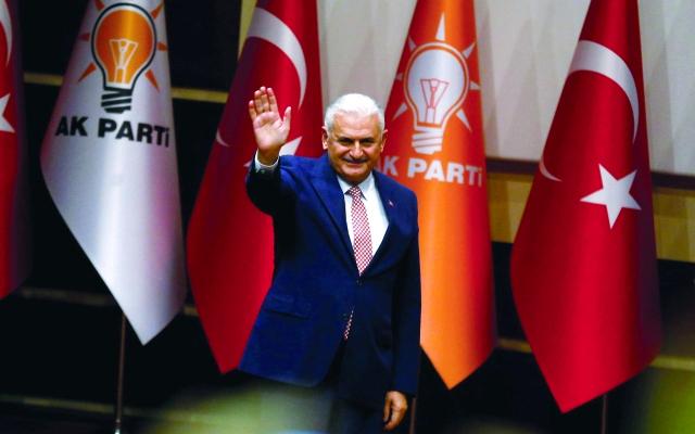 البرلمان التركي يناقش توسيع صلاحيات أردوغان الأسبوع المقبل