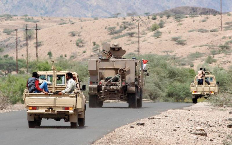 الميليشيات تتلقى ضربات نوعية من قبل الجيش اليمني والتحالف في 3 محافظات
