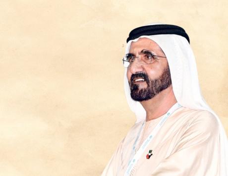 محمد بن راشد : الخير عايشناه مع زايد وأبنائه