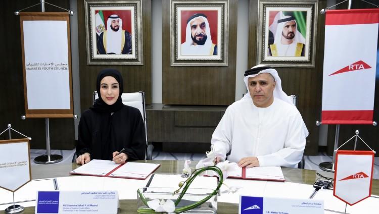 مجلس الإمارات للشباب و«الطرق» يتعاونان لتطوير مبادرات تدعم الشباب