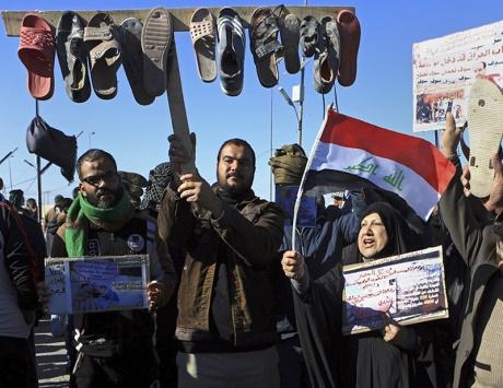 البصرة تطرد المالكي أسوة بالمحافظات العراقية الأخرى