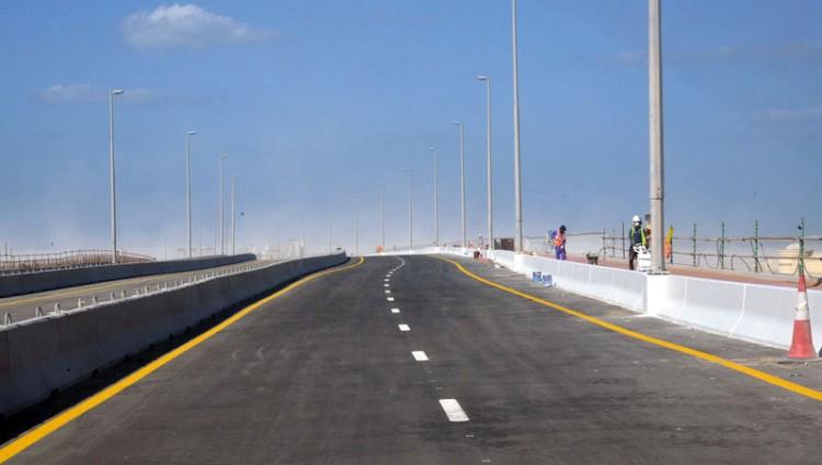 «طرق دبي» تفتتح جسر مدخل جزر ديرة الجمعة المقبل
