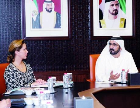 محمد بن راشد يوجه بإطلاق «مختبر الإمارات المرجعي»