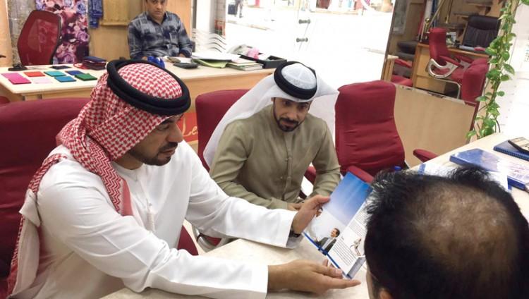 «اقتصادية دبي» تستعرض في «مينا بازار» سياسة حل شكاوى التجار ودياً