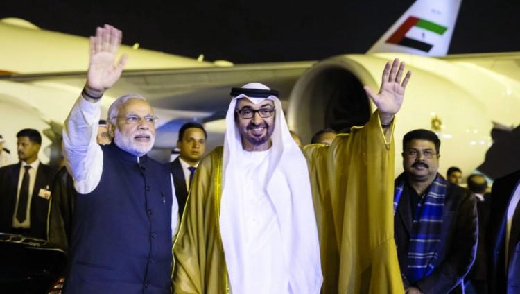 زيارة محمد بن زايد للهند.. توثيق العلاقات التاريخية وتوسيع آفاق التعاون