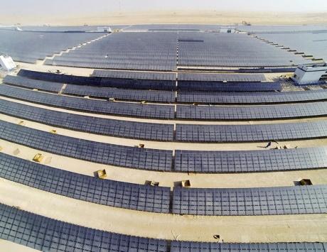 استدراج عروض محطة الطاقة الشمسية المركزة في «مجمع محمد بن راشد»