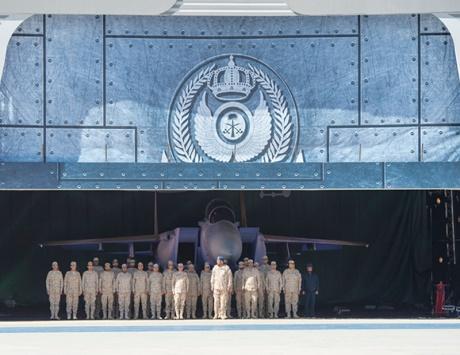 الملك سلمان يدشن المقاتلة الجديدة «إف 15 – إس إيه»
