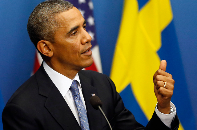 شركة سويدية تقدم عرض عمل للرئيس باراك أوباما