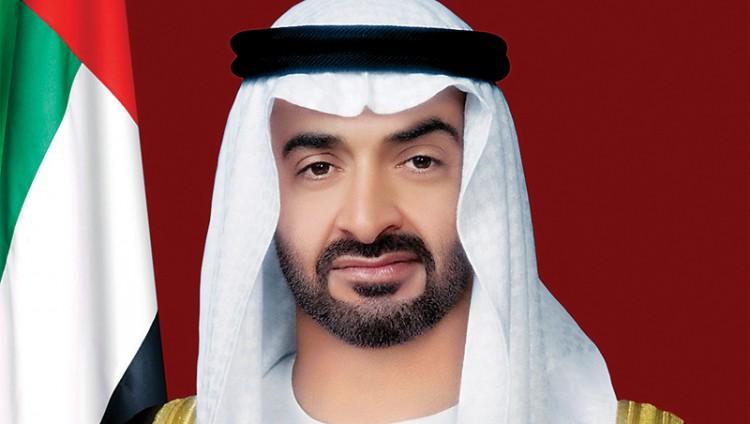 محمد بن زايد يقدم واجب العزاء في شهيدي الوطن أحمد الطنيجي وأحمد المزروعي