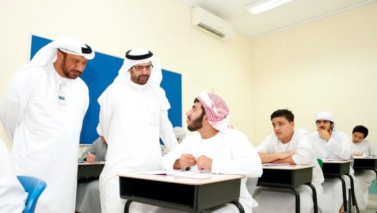 «أبوظبي للتعليم»: تغيير المناهج والغياب وتأخر الكتب وراء سوء نتائج الثانوية