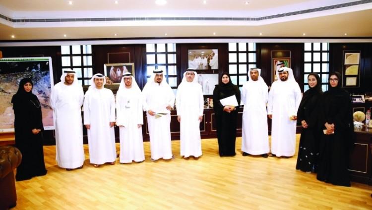 «كهرباء دبي» تكرّم أصحاب الأفكار المبتكرة المعتمدة من مجلس محمد بن راشد الذكي