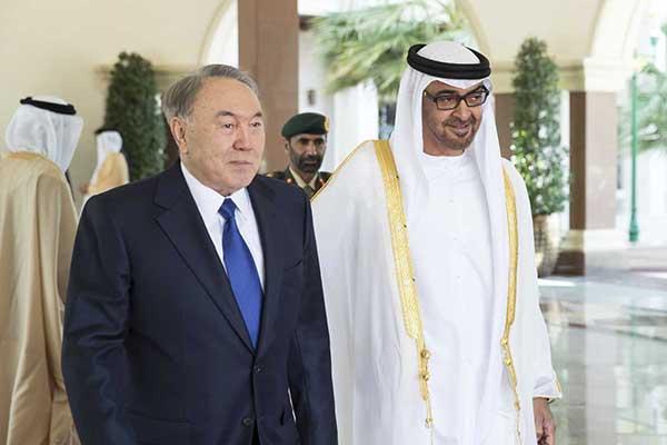 محمد بن زايد:الإمارات ترسخ مكانتها بقطاع الطاقة لتعزيز النمو الاقتصادي والاجتماعي