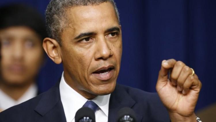 اوباما يودع البيت الابيض بشعبية قياسية