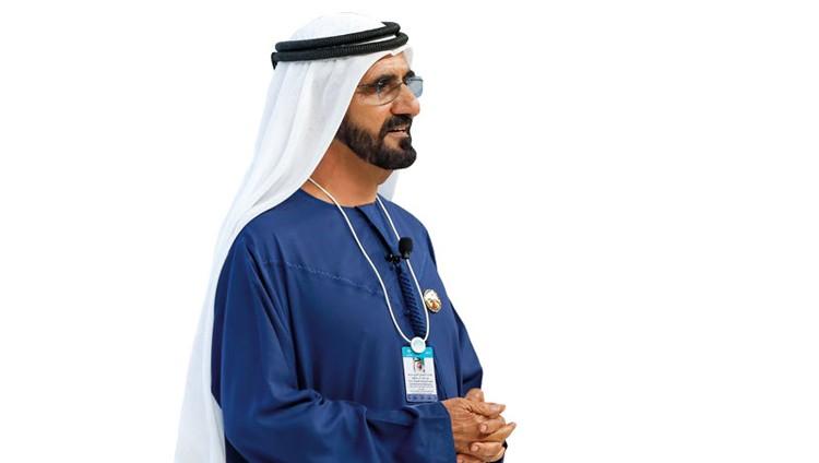 محمد بن راشد: الإنسان هو أهم إنجازاتنا