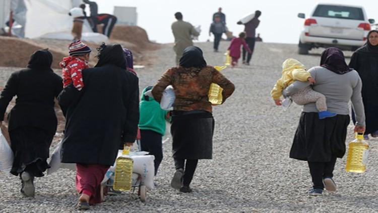 قصف ناحية في حديثة.. و«داعش» يخسر مهندسه الكيماوي