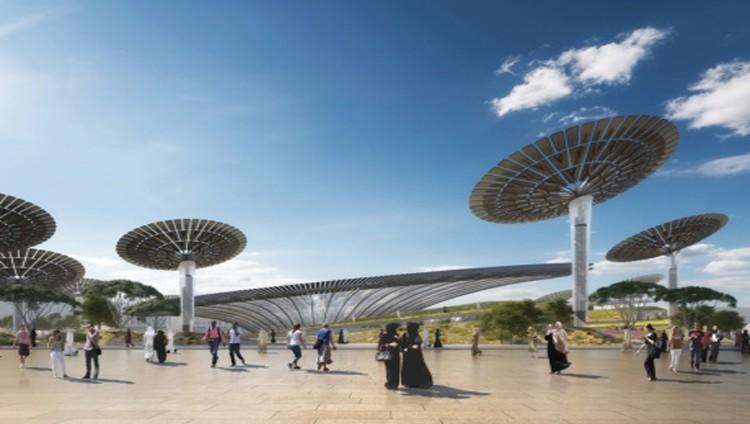 جناح الاستدامة في «إكسبو 2020» يؤكد القدرة على التغيير نحو الأفضل