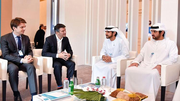 حمدان بن محمد: الإمارات تفتح ذراعيها للمستثمرين في شتى القطاعات