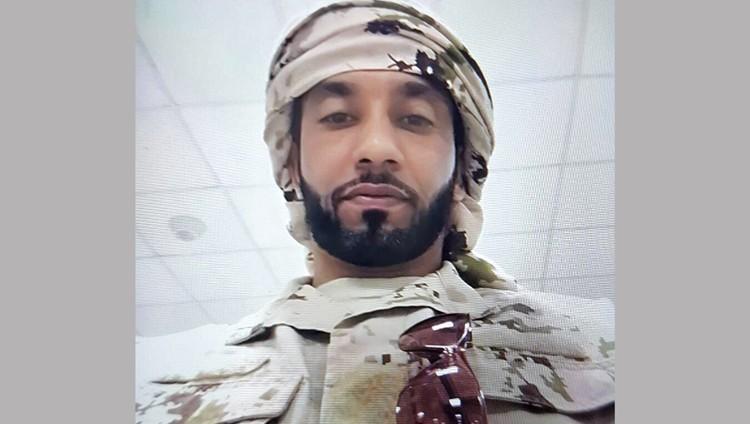 القوات المسلحة تعلن استشهاد خالد البلوشي