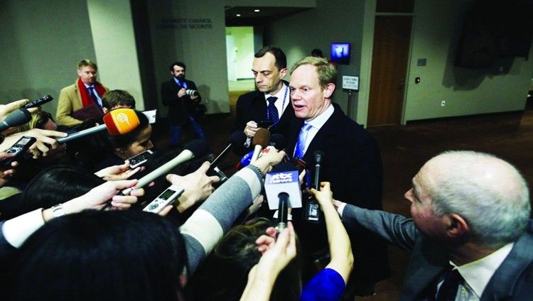 واشنطن تطلب تحركاً دولياً ضد بيونغيانغ