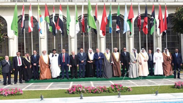 رؤساء البرلمانات العربية يدعون طهران إلى الكف عن تدخلاتها