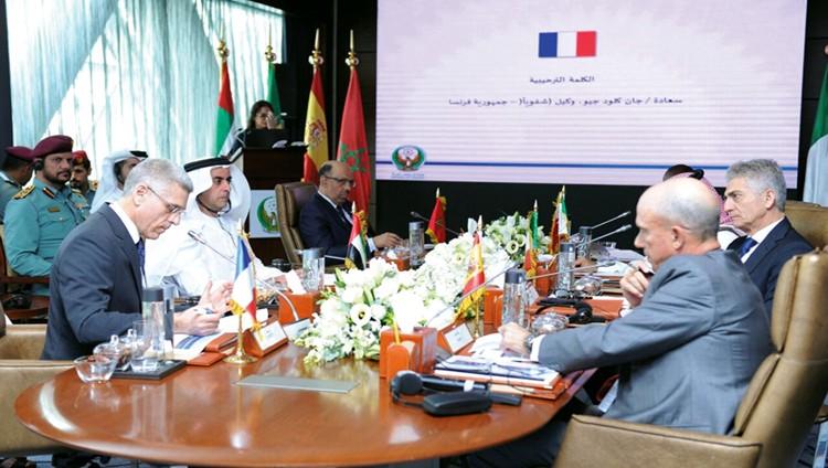 تحالف أمني دولي مقرّه أبوظبي لمواجهة الجرائم المنظمة والعابرة للقارات