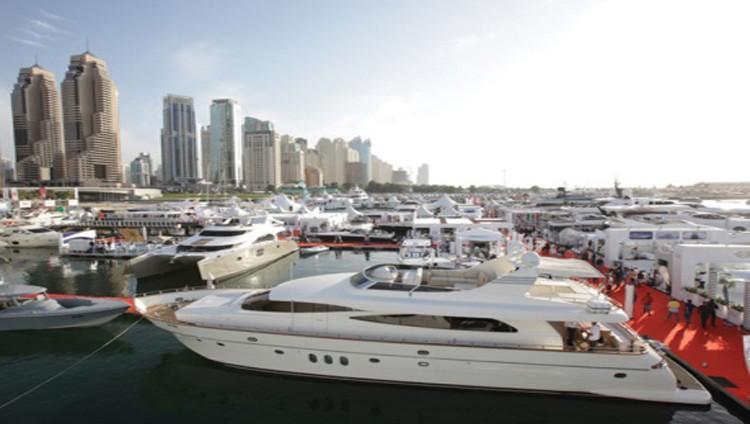 «دبي العالمي للقوارب» يحتفل باليوبيل الفضي 28 الجاري