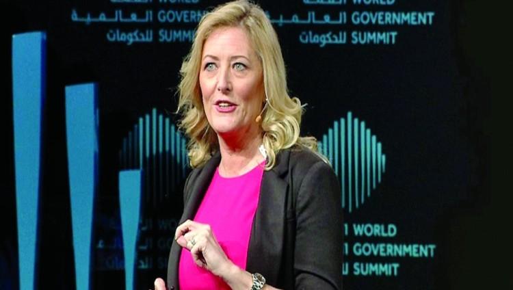 كاثلين كينيدي:الابتكار يحتاج لاستثمارات تستعجل التغيير