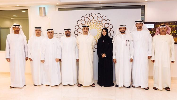 عبدالله بن زايد: «إكسبو 2020 دبي» يسعى إلى جمع شمل العالم