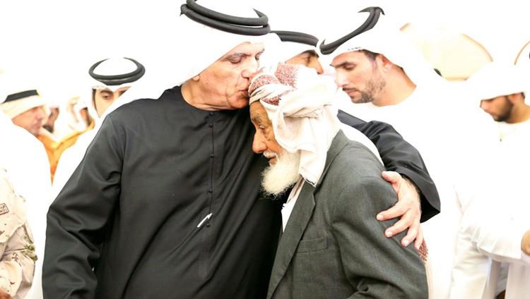 سعود بن صقر: شهداؤنا من الجنود البواسل مبعث فخر واعتزاز