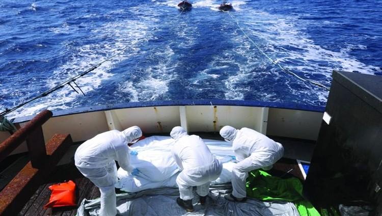 غرق 11 مهاجراً وفقدان 4 قبالة تركيا