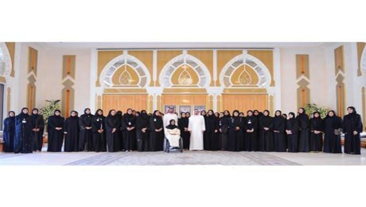 النعيمي: الإماراتية أثبتت قدرتها في مسيرة التنمية