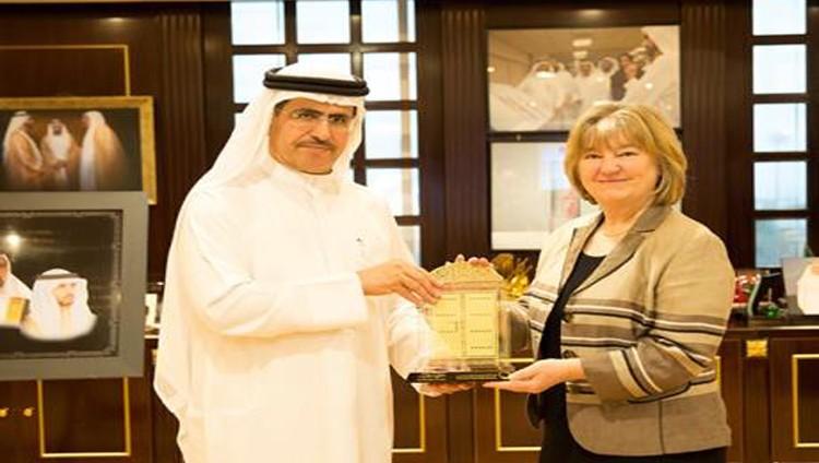 مجلس السلامة البريطاني يكرم هيئة كهرباء ومياه دبي