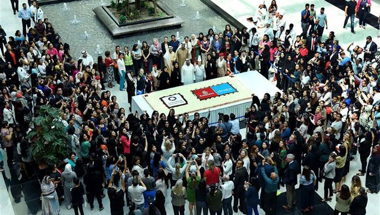 أحمد بن سعيد يشهد احتفال مجموعة الإمارات بيوم المرأة العالمي