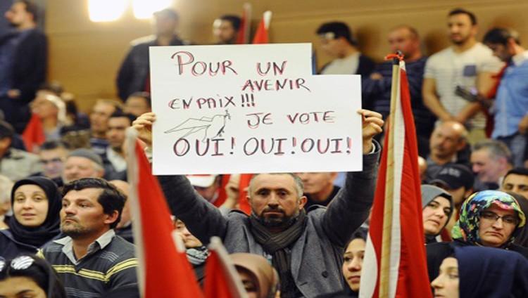 تصعيد متبادل بين أنقرة وعواصم أوروبية