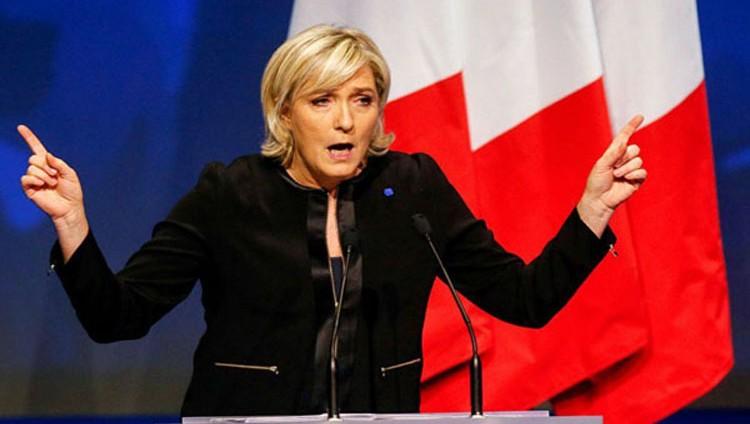 فرنسا.. انتكاسة للوبان في استطلاعات الرأي
