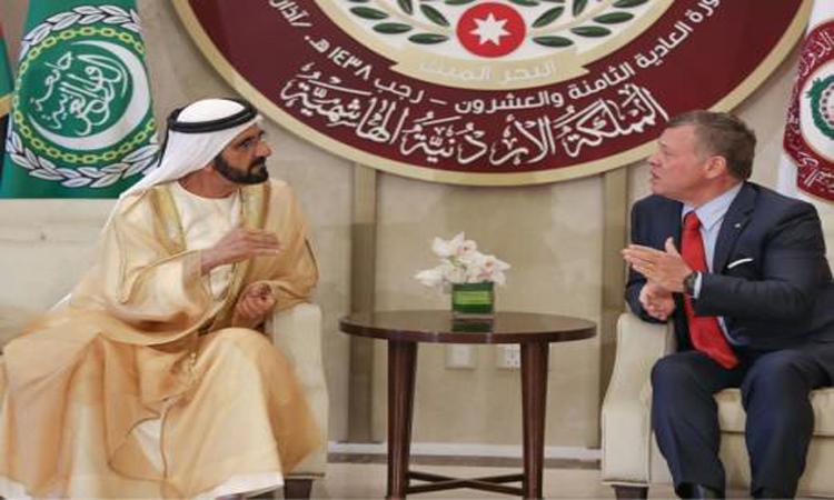 محمد بن راشد: التحديات في المنطقة كثيرة.. وأملنا كبير