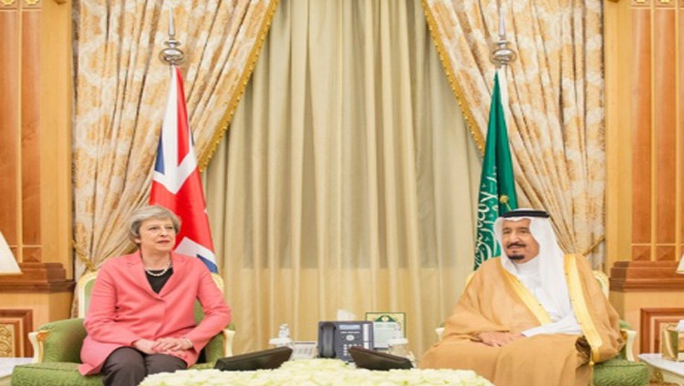 بريطانيا تتطلع لمساعدة السعودية في إصلاح الاقتصاد والدفاع