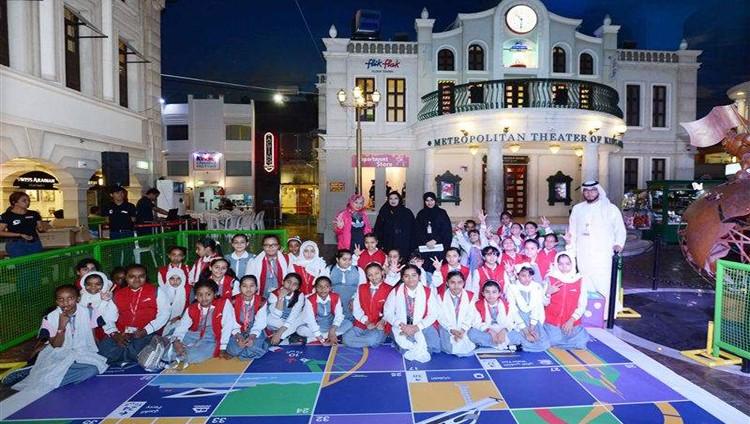 """""""طرق دبي"""" تدعم عام الخير بتنظيم رحلات وزيارات لأصحاب الهمم وطلبة المدارس"""