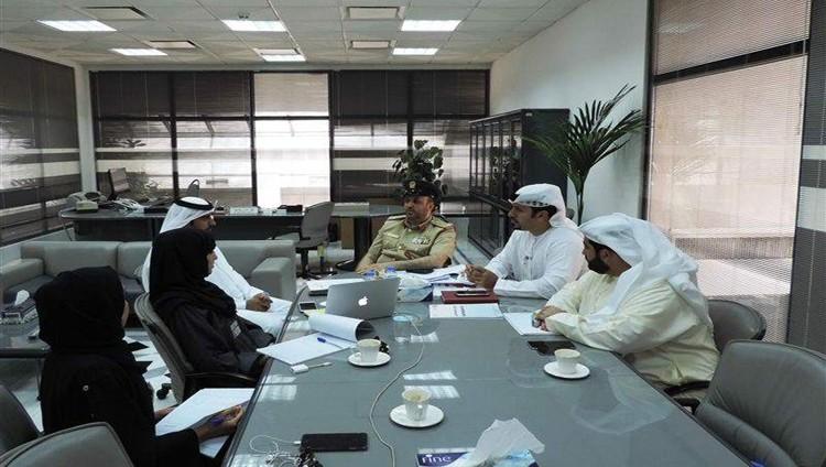 استشراف المستقبل يبحث تعزيز التعاون مع الإدارة العامة للإقامة وشؤون الأجانب